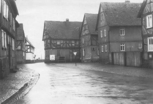 Straße nach Nonnenroth